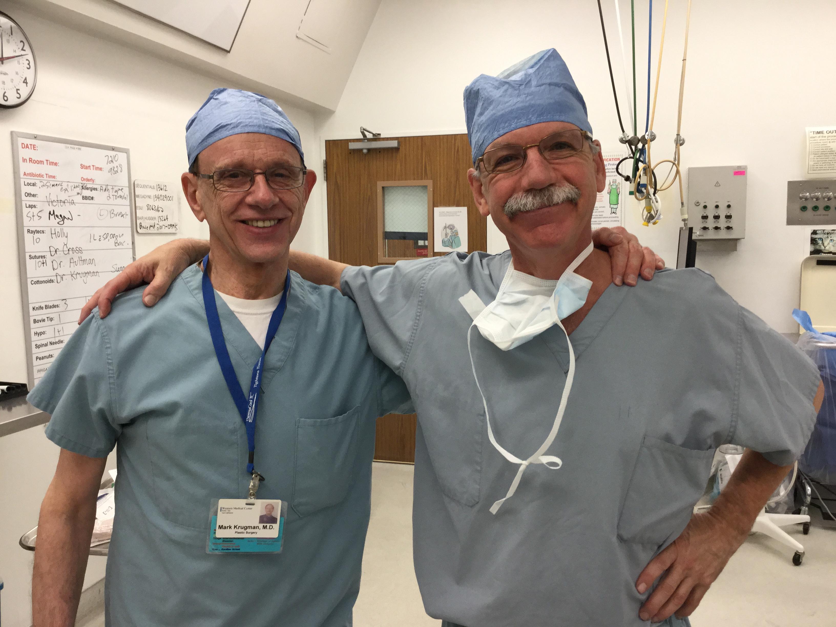 Dr. A & Dr. K